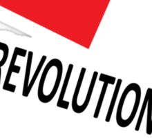 Art In Revolution Sticker