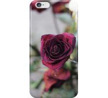 Wilted Petal iPhone Case/Skin