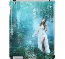 Mystic forest fairy iPad Case/Skin