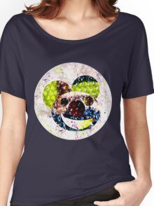 IDEA THREE Women's Relaxed Fit T-Shirt