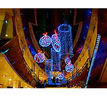 Plaza Shopping Center Photographic Print