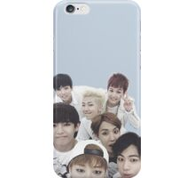 Bangtan Selca Blue iPhone Case/Skin