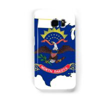 North Dakota Samsung Galaxy Case/Skin