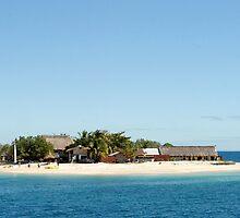 Beachcomber - Fiji by victoria  tansley