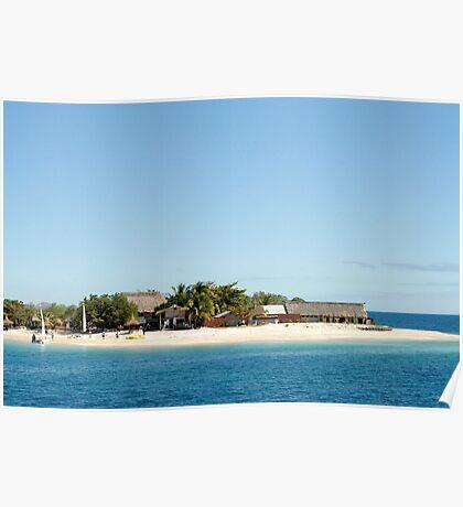 Beachcomber - Fiji Poster