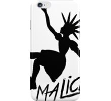 Malice Magazine Logo iPhone Case/Skin