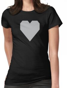 Silver Sand Womens Fitted T-Shirt