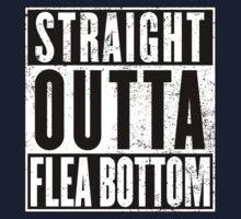 Straight Outta Flea Bottom Kids Clothes
