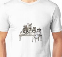 Three Bears Unisex T-Shirt