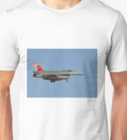 Republic Of Singapore Air Force F-16 Fighting Falcon Unisex T-Shirt