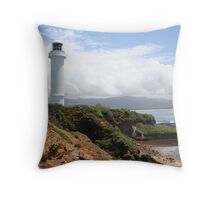 Flagstaff Point, Wollongong, Australia Throw Pillow