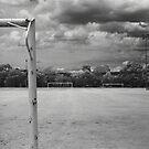 Soccer Field Infrared by Denny0976