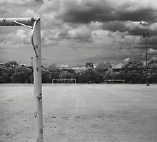 Soccer Field Infrared by Denny0976