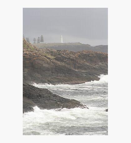 Kiama Lighthouse, NSW, Australia Photographic Print
