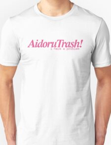 "Love Live School Idol Project ""AidoruTrash!"" Unisex T-Shirt"