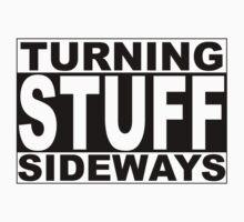 Turning Stuff Sideways by GriffintheMad