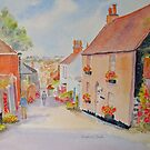 Church hill Hythe kent by Beatrice Cloake
