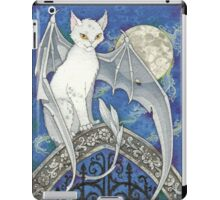 The Watcher at the Gate iPad Case/Skin