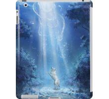 Wolf tale iPad Case/Skin