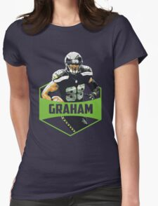 Jimmy Graham - Seattle Seahawks Womens Fitted T-Shirt