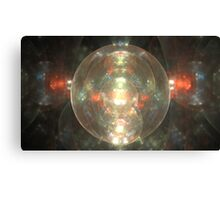 Glass Moons Canvas Print