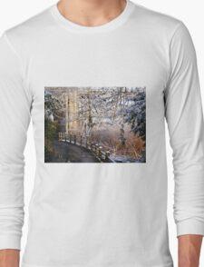 Ironbridge Shropshire South Underpass Long Sleeve T-Shirt