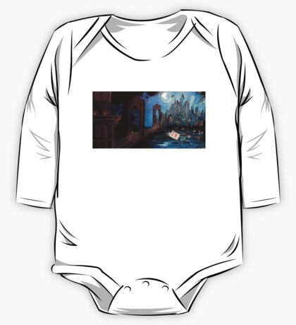 Watching over Gotham One Piece - Long Sleeve