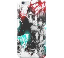 Shokugeki no Soma: Sohma and Erina iPhone Case/Skin