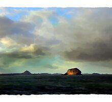 Bass Rock, Firth of Forth, Scotland by Ian Gray