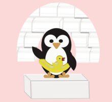 Penguin in Alaska One Piece - Long Sleeve