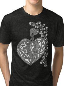 HOY NO EXISTO Tri-blend T-Shirt