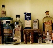 Old-Time Remedies by RC deWinter
