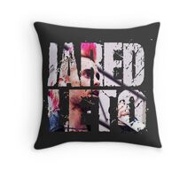 Jared Leto 30 seconds to mars Throw Pillow