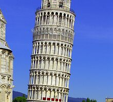 Leaning Tower by Tom Gomez