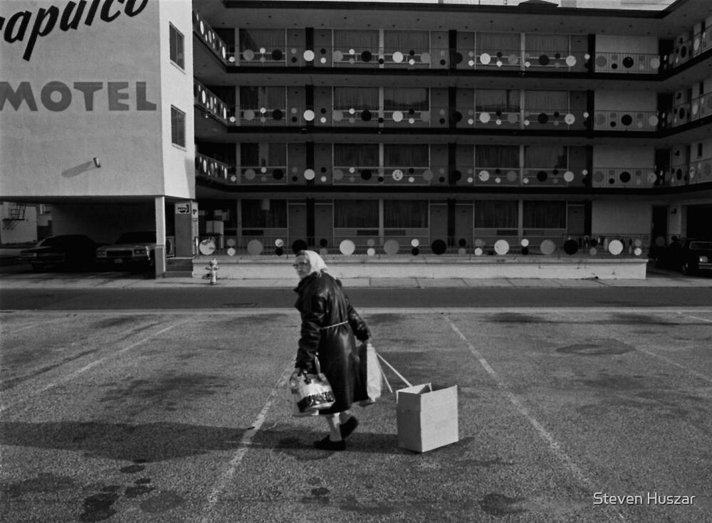 Motel by Steven Huszar