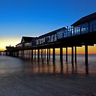 Southwold Pier Sunrise by Norfolkimages