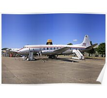 Vickers Viscount Poster