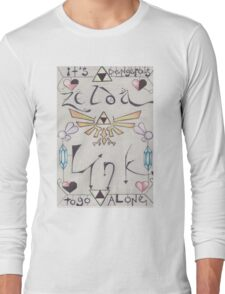 Link ♥ Zelda Long Sleeve T-Shirt
