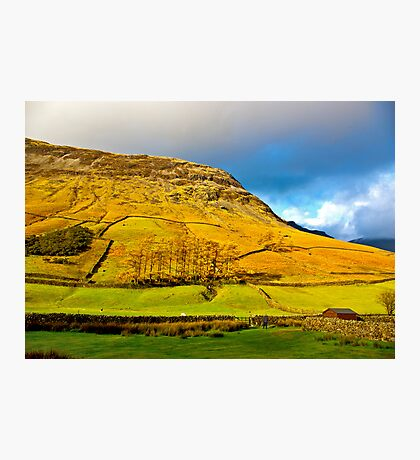 Wasdale Head - Lake District Photographic Print