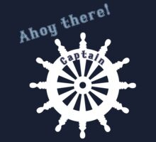 Ahoy there captain! Baby Tee