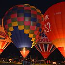 Strathaven Balloon Festival 29.8.15 by ElsT
