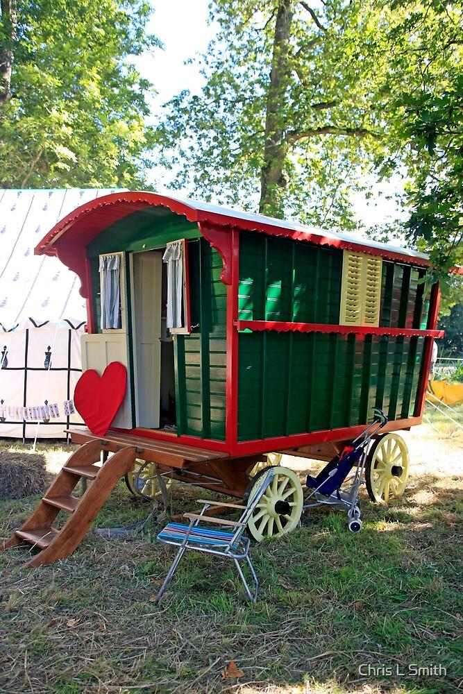 Gypsy Caravan by Chris L Smith