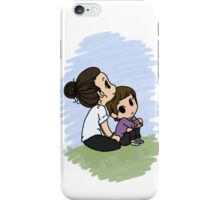 Next to You (with the sky) iPhone Case/Skin