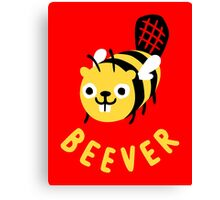 Beever Canvas Print