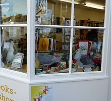 Local Bookshop by lynn carter