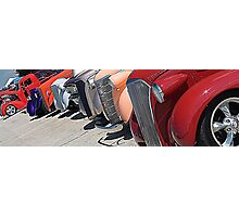 Hot Rods, Hot Rods ! Photographic Print