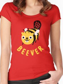 Beever Women's Fitted Scoop T-Shirt