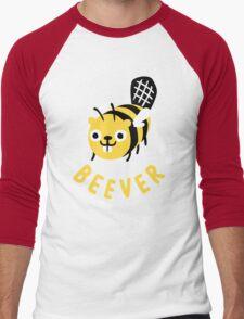 Beever Men's Baseball ¾ T-Shirt