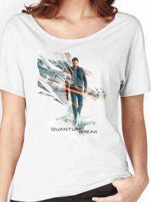 Quantum Break T-shirt Women's Relaxed Fit T-Shirt