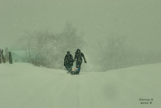 """"""" Bound by Snow """" by canonman99"""